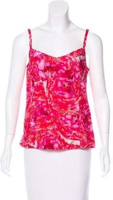 Thakoon Printed Sleeveless Top w/ Tags