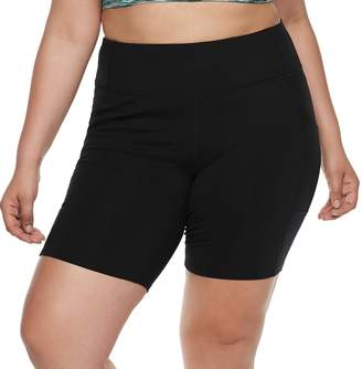 Tek Gear Plus Size Shaping Bike Shorts