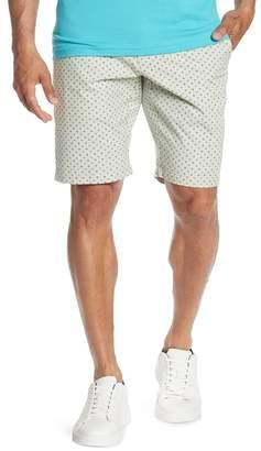 Ben Sherman Sphere Dotted Print Shorts