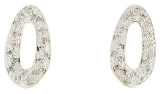 Ippolita Diamond Classico Stud Earrings