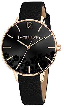 Morellato Women's 'NINFA' Quartz Stainless Steel and Leather Fashion Watch