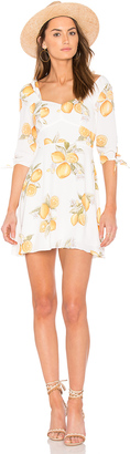 For Love & Lemons Limonada Mini Dress $193 thestylecure.com