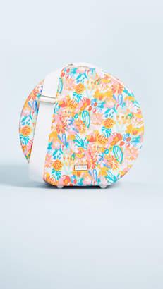 CalPak x Oh Joy Floral Hat Box