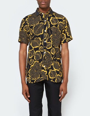 Proof Print x Dobby SS Button Up $473 thestylecure.com