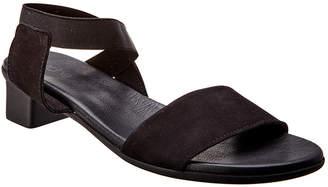 Arche Obiaze Suede Heeled Sandal
