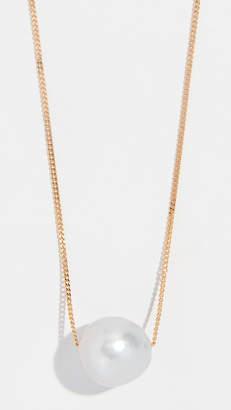 Chan Luu Grey Cultured Pearl Necklace