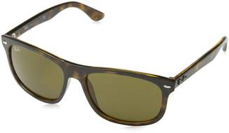 Ray-Ban Men's 0rb4228 Rectangular Sunglasses