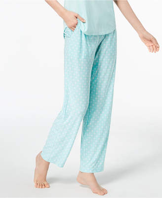 Alfani Geometric-Print Pajama Pants, Created for Macy's