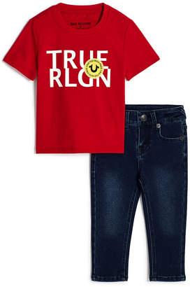 True Religion BABY BOYS TR TEE SET