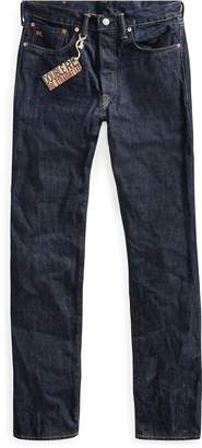 Ralph Lauren Straight Fit Selvedge Jean