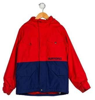Burton Boys' Hooded Jacket