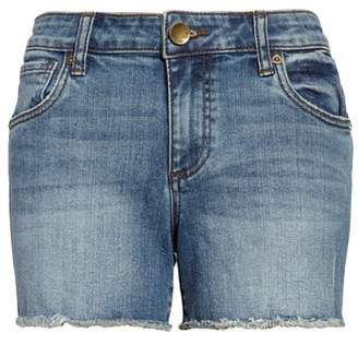 KUT from the Kloth Gidget Denim Shorts