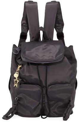 See by Chloe Joy Rider Two-Pocket Drawstring Backpack