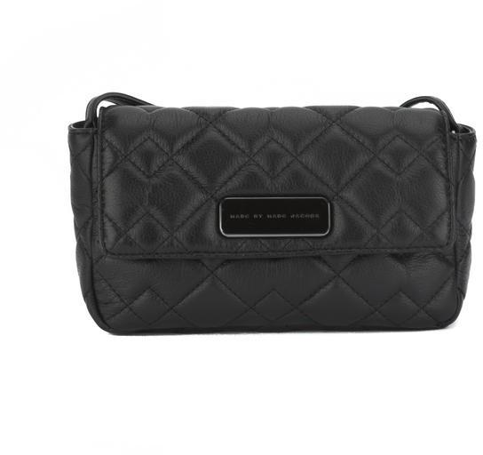 Marc By Marc Jacobs Marc Jacobs Black Julie Crosby Quilted Crossbody Bag (New with Tags)