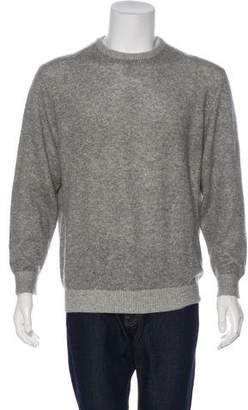Luciano Barbera Cashmere & Linen Sweater
