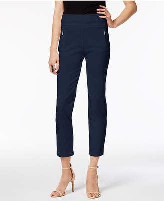INC International Concepts I.n.c. Cropped Straight-Leg Pants, Created for Macy's