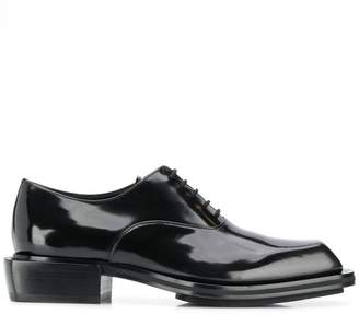 Alexander McQueen lace-up Oxford shoes