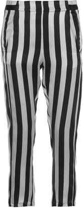 Ann Demeulemeester Silk Trousers