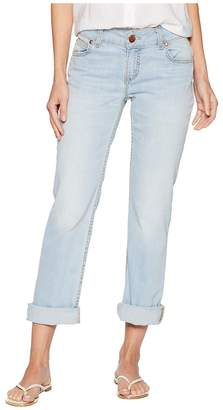 Wrangler Retro Mae Mid-Rise Boyfriend Jeans Women's Jeans