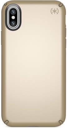 Speck iPhone X Presidio Metallic Case