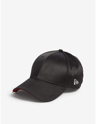 eb79d98841a New Era Satin ring detail baseball cap