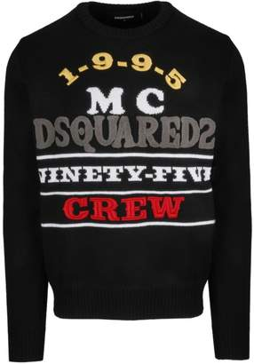 DSQUARED2 Ninety-five Sweater