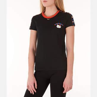 Converse Women's x Hello Kitty Tape T-Shirt