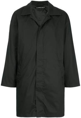 Y/Project Y / Project concealed front coat
