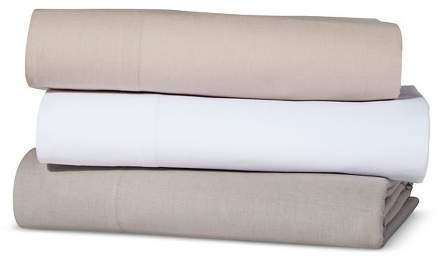 Sheet Set Cotton Linen Blend