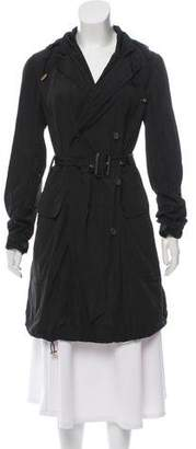Henri Bendel Rain Trench jacket