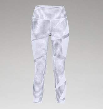 Under Armour UA Womens Breathelux Jacquard Crop