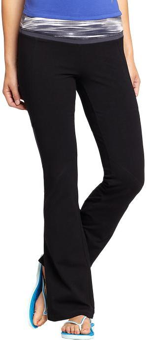 Women's Boot-Cut Yoga Pants