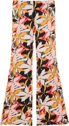 Billabong Tell Me Floral Flared Pants