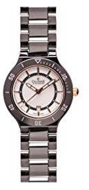 Charmex San Remo 6316 35 mmセラミックケースブラックセラミック合成サファイアWomen 's Watch