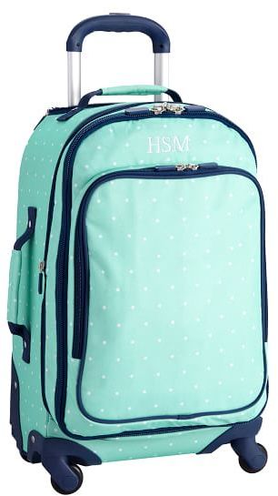 Jet Set Pool Pin Dot Carry-On Spinner, 22&quot