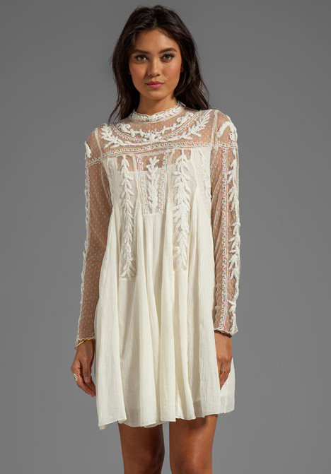 Free People Write About Love Dress