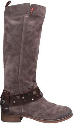 Manila Grace DENIM Boots - Item 11634606LA