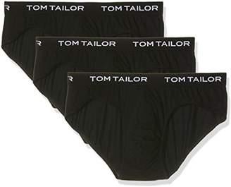 Tom Tailor Men's New Retro Slip 3er Pack Boxer Briefs,(Herstellergröße: L/6) Pack of 3