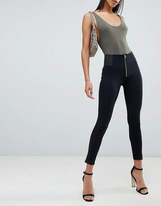 Freddy shaping effect 6 way stretch smoothing high waist PANTS