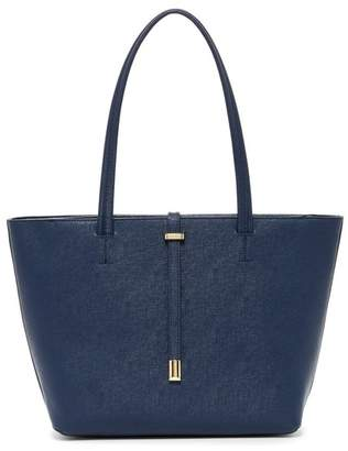 Vince Camuto Leila Small Leather Tote $148 thestylecure.com