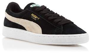 Puma Women's Classic Lace Up Sneakers