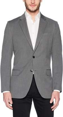 Nautica Men's Bi-Stretch Slim Fit Suit Jacket, Grey