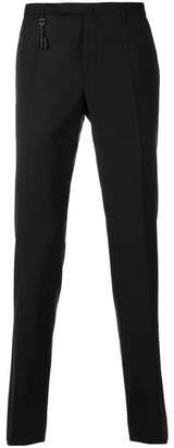 Incotex slim-fit suit trousers