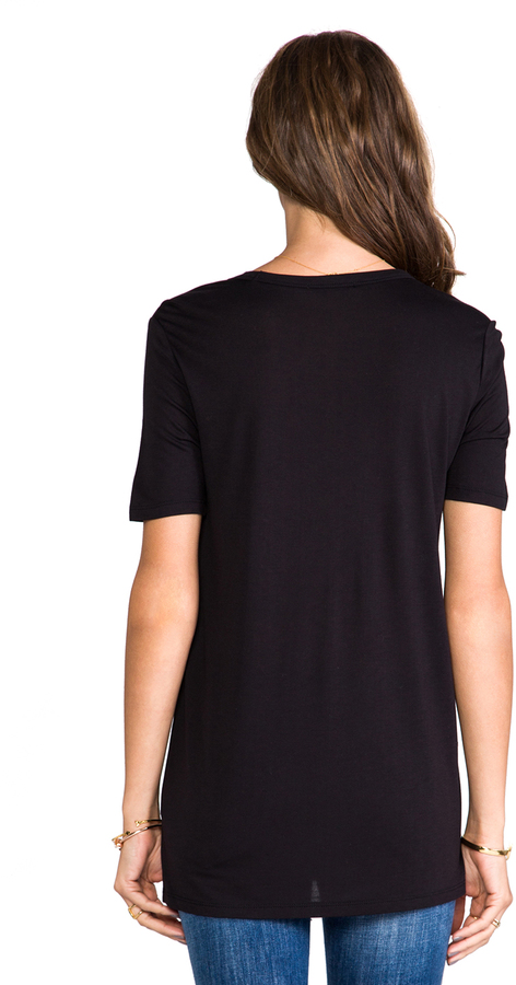 Alexander Wang Classic T with Pocket