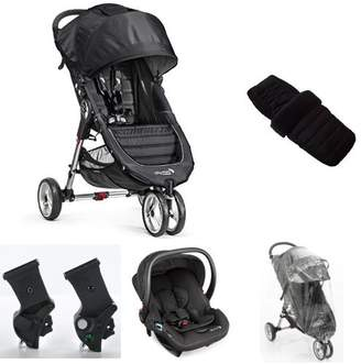 Baby Jogger City Mini Black Travel System Combination