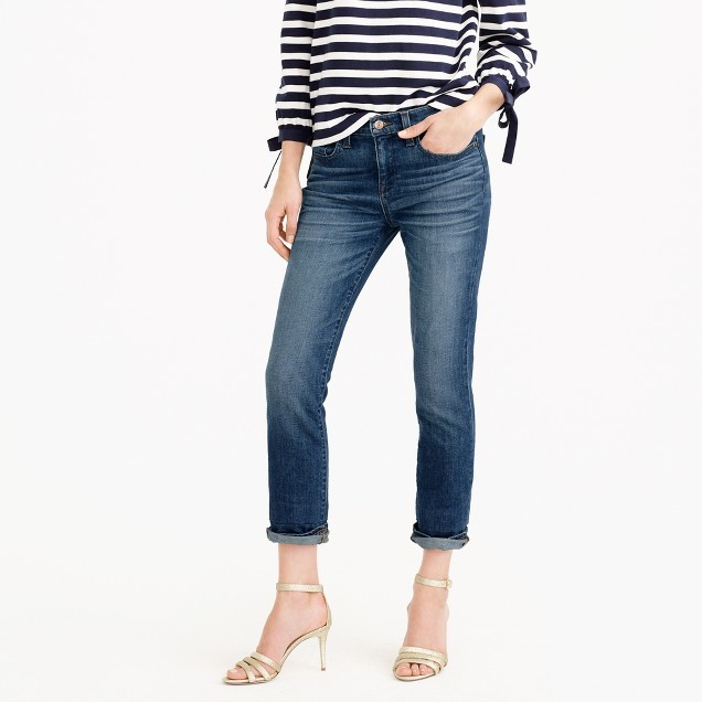 J.Crew Tall slim boyfriend jean in Wakefield wash