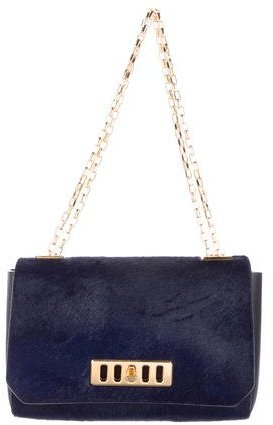 MICHAEL Michael Kors Michael Kors Ponyhair & Leather Shoulder Bag