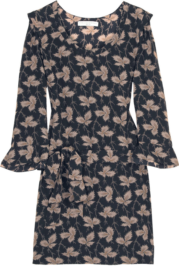 Stella McCartney Ivy print tunic dress