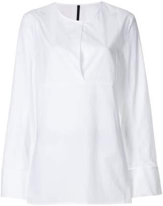 Sara Lanzi round neck shirt