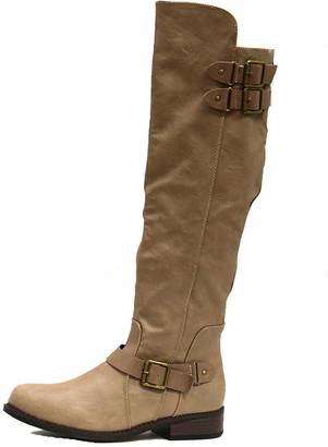 Dollhouse Offensive Taupe Boot $69.99 thestylecure.com